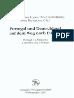 Portugal e a Alemanha a caminho para a Europa