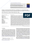 Is There an Environmental Benefit From Remediation of a Contaminated Site