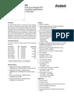 Avago AFCT 5705APZ Datasheet