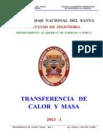 Transf. Calor y Masa - Sesion Nº 2 - 2013 - i