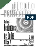 7503-14 FISICA - Fenómenos de Ondas