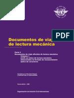Documentos de Viaje de Lectura Mecánica