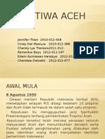 Aceh vs Jawa