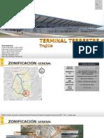 Arquitectura Terminal Terrestre de trujillo