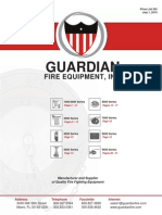 Guardian Fire Fighting Pricelist