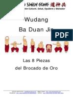 Wudang Ba Duan Jin - Las 8 Piezas Del Brocado de Oro (Espanhol)