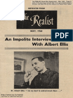Robert Anton Wilson Interviews Albert Ellis