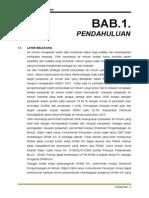 Bab 1. PENDAHULUAN LAP PENDAHULUAN.doc