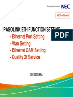 4.IPaso Ethernet Function Setting