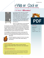 Instructional Support Newsletter 11-09