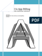 Tutorial In App Billing
