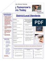 District Accreditation Issue 1