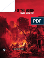 The End of the World - Zombie Apocalypse