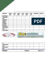 Ieadesab - Envelope de Dízimo 2015