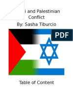 israeli and palestine proposal
