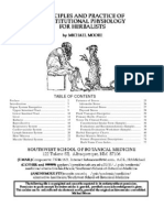 Herbal Energetics in Clinical Practice