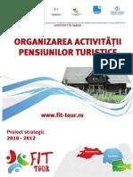 Organizarea Activitatii Pensiunilor Turistice