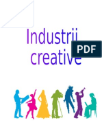 Industrii Creative