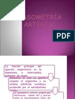 PROCEDIMIENTO DE GASOMETRIA ARTERIAL Y VENOSA.ppt