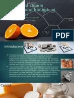 Rolul biologic a metalelor