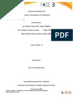 Evaluacion Nacional Fase III Ensamble y Mantenimiento De Computo