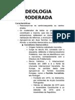 IDEOLOGIA MODERADA