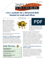 May/June 2015 - Money Metals Insider
