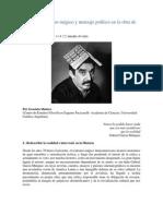 Realismo Mágico y Mensaje Político en La Obra de GGM