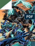 JLA 1 Variant Covers