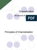 PGJ PPT Channelization by Ali