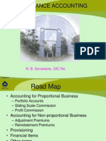 NIA Reinsurance Accounting Mr. N. B. Sonawane New
