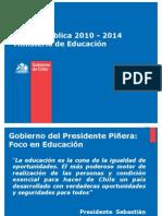 Cuenta Publica2013 Mineduc