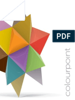 Colour Point Printing Brochure