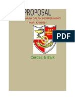 Proposal Donor Darah