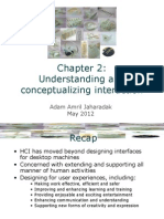 Chapter 2 Understanding Interaction