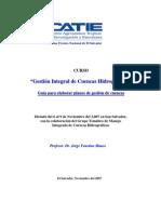 Gestion Integral de Cuencas Hidrograficas - Catie