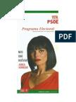 Programa Electoral Pose