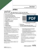 VESDA LaserPLUS Data Sheet