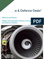 Aerospace Defence Deals