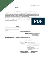 Responsabilidad Extracontractual - Pedro Zelaya
