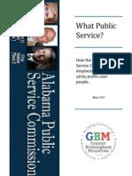 What Public Service?