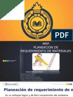 presentación MRP promel