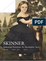 Skinner American Furniture & Decorative Arts Auction #2494