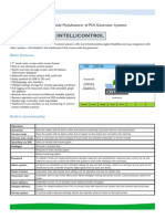 Oxymat Intellicontrol