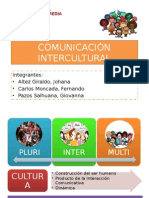 Capacitación Intercultural