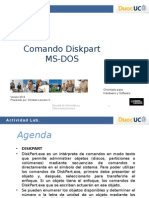 Guia Diskpart DuocUC