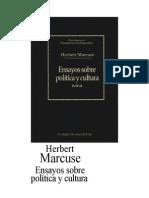 Herbert - Ensayos Sobre Politica y Cultura