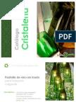 Catalogo Cristalería reciclada 2015
