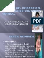 Proceso Del Cuidado Del Recien Nacido Con Sepsis