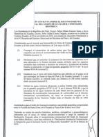 Declaración de Bahía Histórica del Golfo de Guayaquil